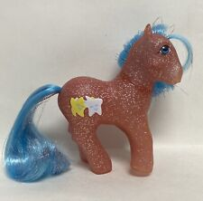 My Little Pony MLP G1 1988 US Mail Order earth Sparkle Pony Stardancer