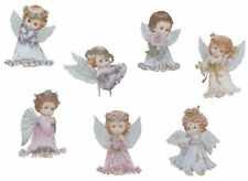 7 Patch Thermocollant Tissu Petit Ange Iron-on patch Angels