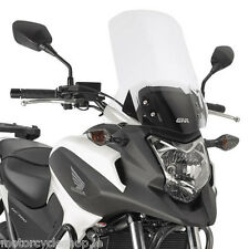 Givi D1111ST Clear Screen for '12 Honda NC700X