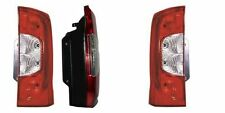 Bipper Fiorino Nemo Qubo Rear Back Tail Light 2 Rear Doors Pair 2008 Onwards
