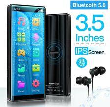Lettore MP3 MP4 MYMAHDIfull touchbluetooth 5.0 radio FMfino a 128 GB
