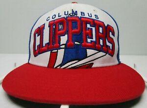 Columbus Clippers 47' Brand Adjustable Hat Cap Minor League Baseball Indians