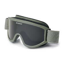 ESS Land Ops APEL Goggles Foliage Green & Clear & Smoke Gray Lenses 740-0502