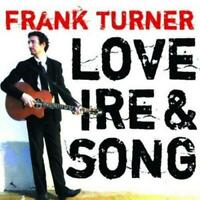 Frank Turner - Love Ire And Song (NEW CD)