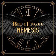 BLUTENGEL - NEMESIS: THE BEST OF & REWORKED (DELUXE EDITION) 2 CD NEU
