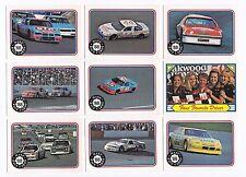 1988 Maxx Charlotte #22 Bill Elliott's Car BV$4!!!