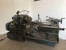 "Dean Smith and Grace Type 17T Center Lathe 17 Swing Over Bed x 36"" Between Centr"