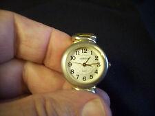 Watch-It Quartz Watch Stainless Steel Back Base Metal Bezel  Box79-2T