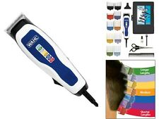 WAHL 9155-700 Color Pro 17 Piece Hair Clipper Complete Haircutting Kit