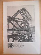 1918 Trollhätta Kanal Schweden