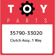 35790-33020 Toyota Clutch assy, 1 way 3579033020, New Genuine OEM Part