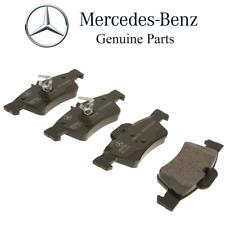 Mercedes C215 C216 CL W219 CLS W211 E W220 W221 R230 Rear Brake Pad Set Genuine