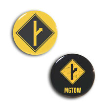 "MGTOW Pinbacks Men Going Their Own Way Pin Badge Button Tinplate 58mm/2.2"""