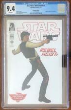 Star Wars: Rebel Heist (2014) #1 - CGC Phoenix Variant - Comic Book - Dark Horse