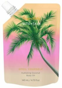 SugarBaby Vita Skin Spoil Yourself Hydrating Coconut Body Oil, 4.73 Fl. Ounce