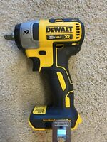 "Dewalt DCF890B 3/8"" 20V 20 Volt Max XR Brushless Impact Wrench (Tool Only)"