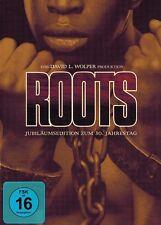 DVD-BOX - Roots (1977) - John Amos, Maya Angelou & Edward Asner