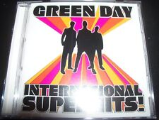 Green Day International Superhits Best Of Greatest Hits (Australia) CD Like New