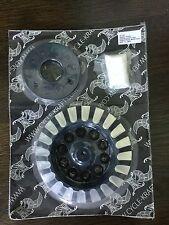 Ken's Factory Harley Shovelhead Panhead 4 speed Billet Pressure Plate Kit NICE