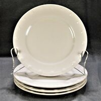 Set of 4: Oneida Evening Pearls 6-Inch Bread and Butter Plate