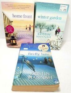 Kristin Hannah #1 NY Times Best Seller Lot of 3 Books