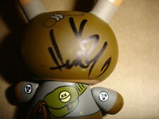 Kidrobot Huck Gee Post Apocalypse Evolved Ape Dunny Signed 2013 2012 1 2 3 4 5 8