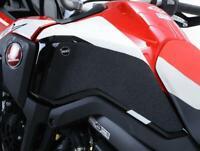 Kit 2pz.adesivi anti-scivolo serbatoio-nero Honda CRF1000L-Africa Twin 16-17 R&G