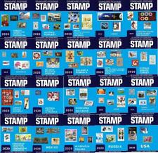 S.C. 2020 49 Countries of the World. stamps catalog. Digital Books.
