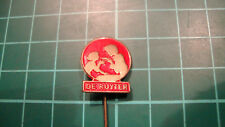 De Ruijter speldje pin badge 60s 60's original lapel Dutch Ruyter