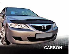 Haubenbra para mazda 6 1. Generation car bra desprendimiento protección tuning Carbon