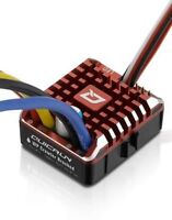Hobbywing QuicRun 1080 Waterproof Brushed 80A ESC + Program Card For Crawler