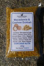 Macadamia and Cashew Dukkah - MADE IN South Australia - The Gourmet Guru