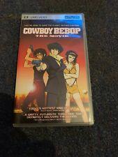 Cowboy Bebop: The Movie (UMD, 2005)