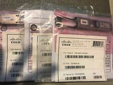 Geniune Cisco Cisco CVR-QSFP-SFP10G NEW SEAL