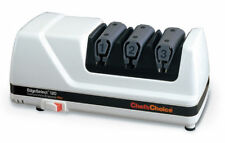Chef's Choice 120 Diamond Hone EdgeSelect Knife Sharpener - White