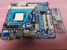 Gigabyte  GA-MA785GMT-UD2H, Socket AM3, Micro ATX with i/o shield