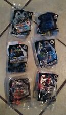 Lot of 6 Happy Meal Hot Wheels 2 3 5 6 7 8