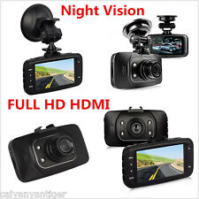 2.7''LCD Full HD HDMI Car Video Camera Dash Cam Recorders Night Vision G-Sensor
