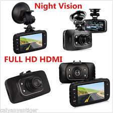 2.7''LCD Full HD HDMI Car Video Camera Dash Cam Recorders Night Vision G-Sensor