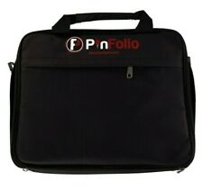 """PinFolio Pro WITH 5 Stick'N'Go Technology Pages (Fits up to 1000 1"""" HM pins!)"""