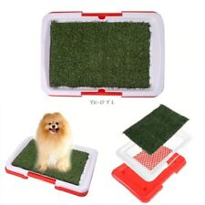Dog Toilet Puppy Dog Potty Tray Indoor Litter Boxes Easy to Clean Pet Product