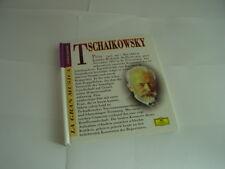 LA GRAN MUSICA: Peter Tschaikowsky, CD mit Buch (1979), PolyGram