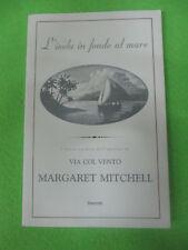 BOOK LIBRO Margaret Mitchell L'ISOLA IN FONDO AL MARE 1996 EUROCLUB  (L66)