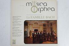 La famille Bach fils Bach ensemble Musica ORPHEA (lp31)