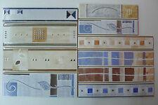 50000 St carrelage bordures céramique de Carreau mosaïque