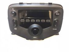 2014- Toyota Aygo/Citroen c1/Peugeot 107 Radio/Stereo Head Unit 86120-0H040
