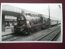 PHOTO  AUSTRAIN STEAM LOCO 657 2028