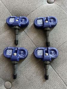 New OEM 4PCS Tire Pressure Sensor TPMS 103460200A For Tesla Model 3 S X 433MHz
