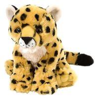 Wild Republic Cheetah Baby Plush, Stuffed Animal, Plush Toy, Gifts Kids, - Mini