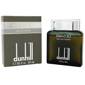 Alfred Dunhill Blend 30 50 ml EDT Eau de Toilette Splash old vintage Version